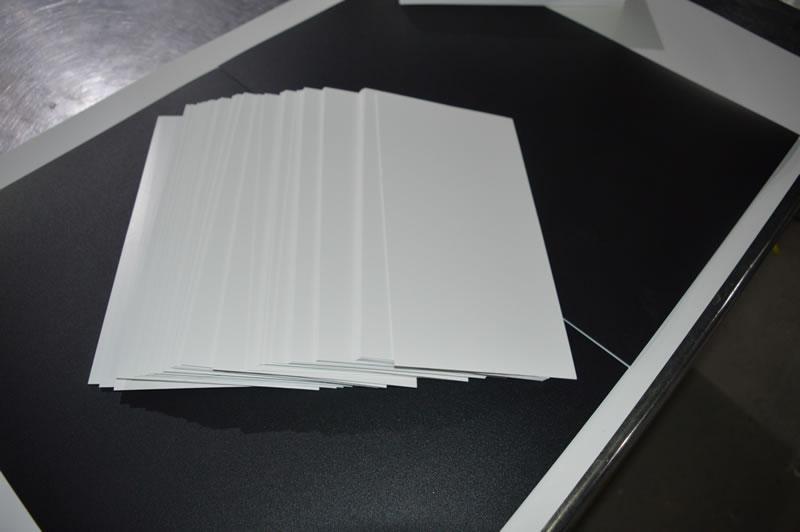 2.0mm白色PP片材